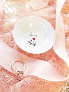 Custom Ring Dish Jewelry Dish