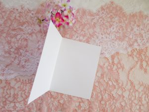valentines day card to spouse blank card inside to write message